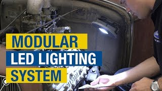 Complete Modular LED Lighting System For DIY Automotive & Around The Home! Eastwood