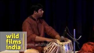 Priyanka Gope performs in Delhi