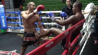Dave Leduc (Tiger Muay Thai) vs Sakchai (Phuket Fight Club) @ Rawai Stadium 14/5/16