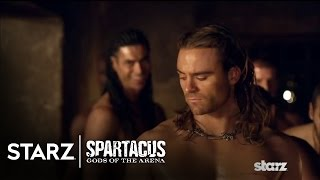 Spartacus | Gods of the Arena - Gannicus | STARZ