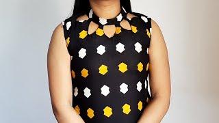 Neck Design For | Kurti | Blouse | suit | kurta | kameez | dress | tops | With Collar