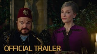 The House with a Clock in Its Walls   Official Trailer 2   Jack Black, Cate Blanchett   September 21