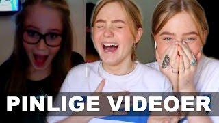 MINE PINLIGSTE VIDEOER