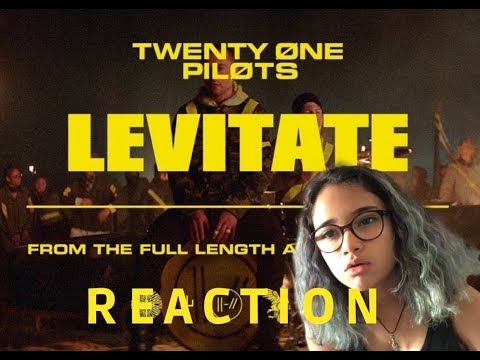 Reacting to Levitate by Twenty One Pilots