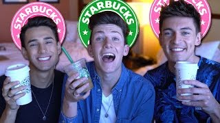 GAY STARBUCKS CHALLENGE