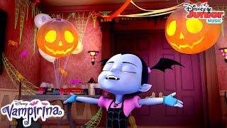 Hauntleyween Music Video | Vampirina | Disney Junior