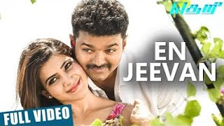 unnale ennale en jeevan song Theri tamil Movie HD 720p