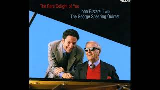 John Pizzarelli with The George Shearing Quintet  - If Dreams Come True