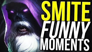THE ONE-HIT APHRODITE! - SMITE FUNNY MOMENTS