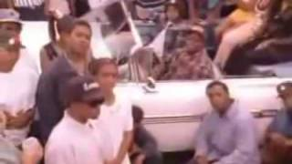 Eazy E - Real Muthaphukkin G's (Dirty) (Official Music Video)