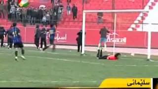 Slemani 2 - 1 Talaba (Ahmad Munajid - Hatam Ali)