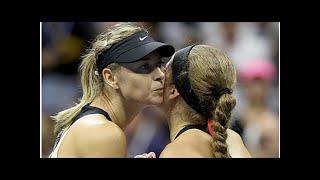 WTA: Maria Sharapova hängt den Schläger für 2018 an den Nagel