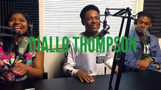 Barbershop The Next Cut: Diallo Thompson Interview!