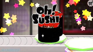Children Learn to Make Yummy Sushi - Prepare Food Play Fun Kitchen Game for Kids