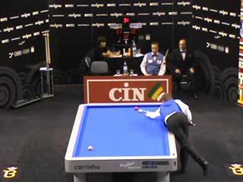 Blomdahl vs Jaspers World Cup Porto