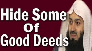 Protection Against Secret Sins | Mufti Menk