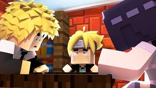 Minecraft: BORUTO - O SEGREDO DO PODER DE NARUTO #6