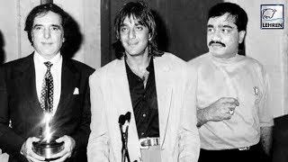 Feroz Khan Introduced Sanjay Dutt To Dawood Ibrahim | Lehren Diaries