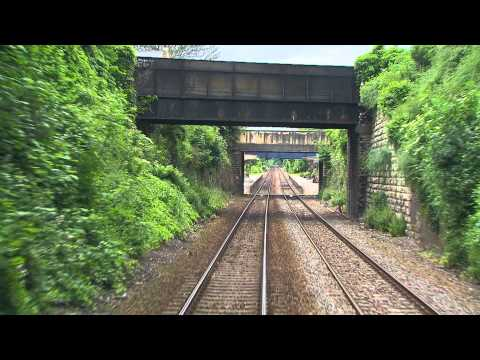 Weymouth to Bristol Driver s eye view preview