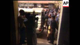 PAKISTAN: LAHORE: SERIAL KILLER SENTENCED TO DEATH