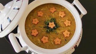 Soup Recipe - Ramadan Special Soup Recipe - Easy and Nutritious Soup Recipe - آموزش پختن سوپ