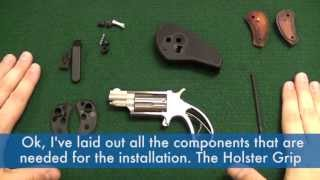 Holster Grip Installation