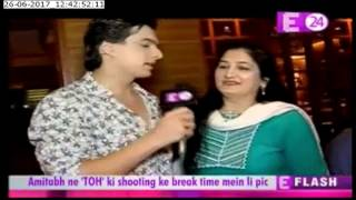 Eid Special: Mohsin Khan on U Me Aur Tv with his Mother