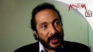 Aly El Haggar - Exclusive interview لقاء خاص مع علي الحجار