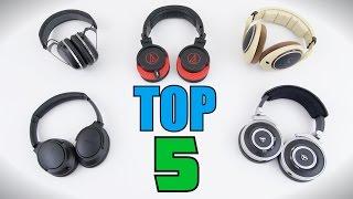 Top 5 Best Headphones Under $200