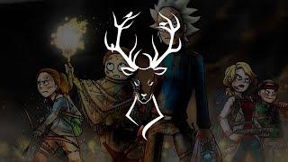 We Rabbitz - Evil Morty (The Damaged Coda) Rick & Morty