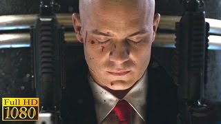 Hitman (2007) - Weapons Deal Shootout Scene (1080p) FULL HD