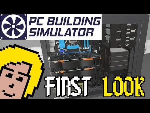 How To Build A PC PC BUILDING SIMULATOR