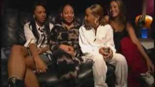 The Cheetah Girls 1 - Behaind The Spots