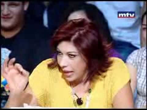 Arab Sex Joke on TV ( mtv lebanon ) !