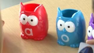 Vowel Owls Sorting Set