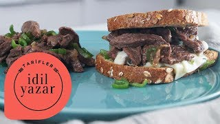 Etli Nefis Sandviç Tarifi (Spor Sonrası!) - İdil Tatari - Yemek Tarifleri