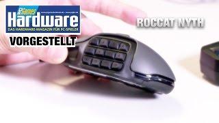 Roccat Nyth Test / Review | Spielermaus mit modularen Tasten