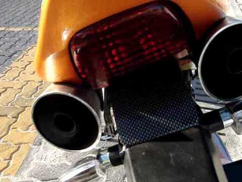 Modified Bajaj Pulsar 180 DTS i