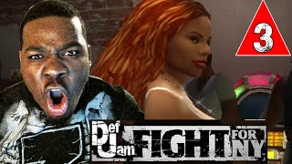 Def Jam Fight for NY Gameplay Walkthrough Part 3 - Bar Fight - Lets Play Def Jam Fight for NY