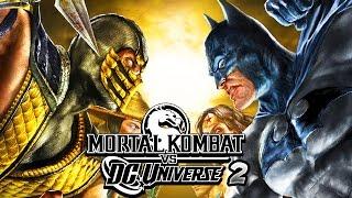 Injustice 2: Mortal Kombat Vs DC 2, Darkseid, Doctor Fate & Booster Gold (Injustice Gods Among Us 2)