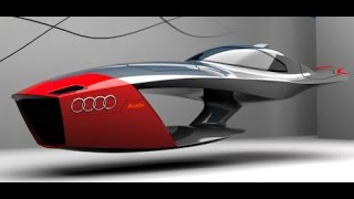 Cars of the Future -  or How we thought it would be.