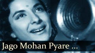 Jagte Raho - Song - Jago Mohan Pyare - Lata Mangeshkar