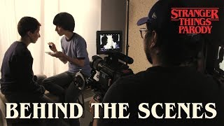 Behind The Scenes: Stranger Things Parody by The Hillywood Show®