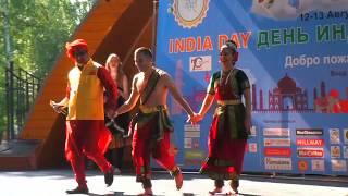 День Индии / India Day | Kuchipudi Dance 2017