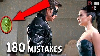[PWW] Mistakes in Krrish 3 Movie (180 MISTAKES) | Bollywood Sins #4 | Plenty Wrong with