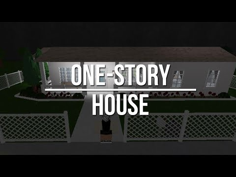 ROBLOX | Welcome to Bloxburg: One Story House