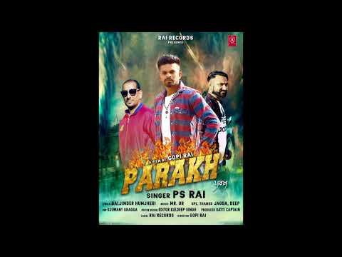 PARAKH || Full Audio DJ  || Ps Rai Ft Gopi Rai ||  New Punjabi Song 2018 || Rai Records