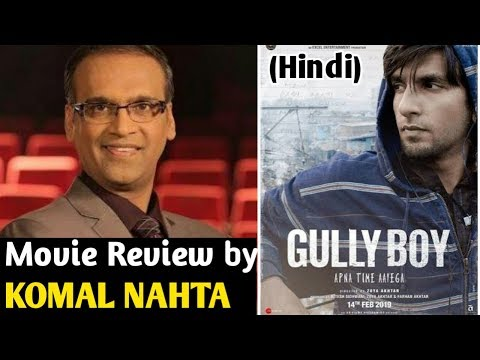 Xxx Mp4 Gully Boy Review By KOMAL NAHTA Hindi Full Review Ranveer Singh Alia Bhatt 3gp Sex