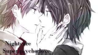Nightcore- Super psycho love (male version)
