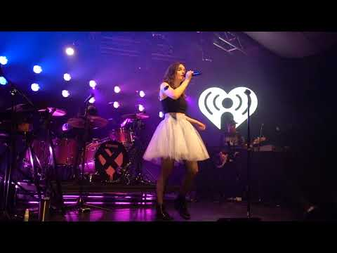 Chvrches - Forever (iHeartRadio Theater 5/22/18)